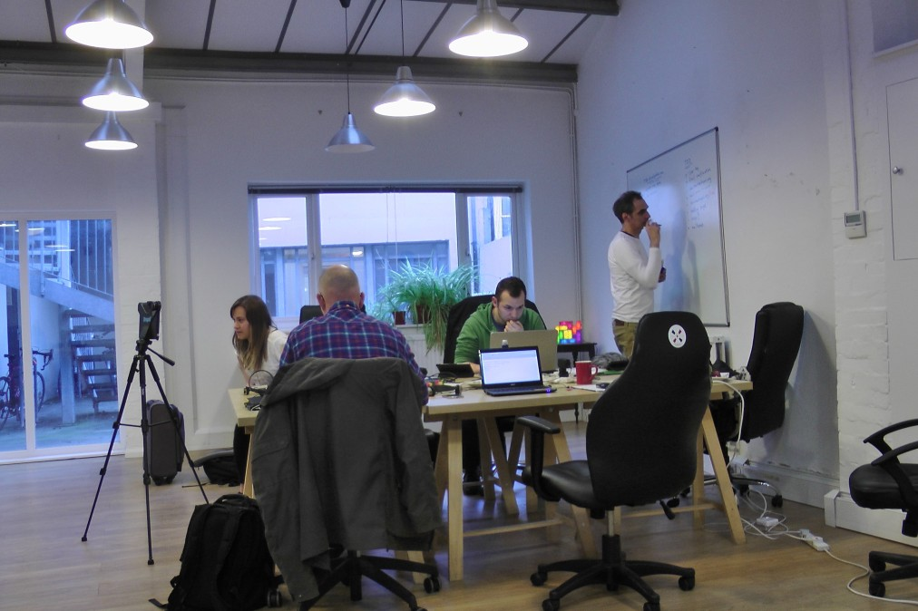How Coworking Co-Opts the Traditional OfficeSpace